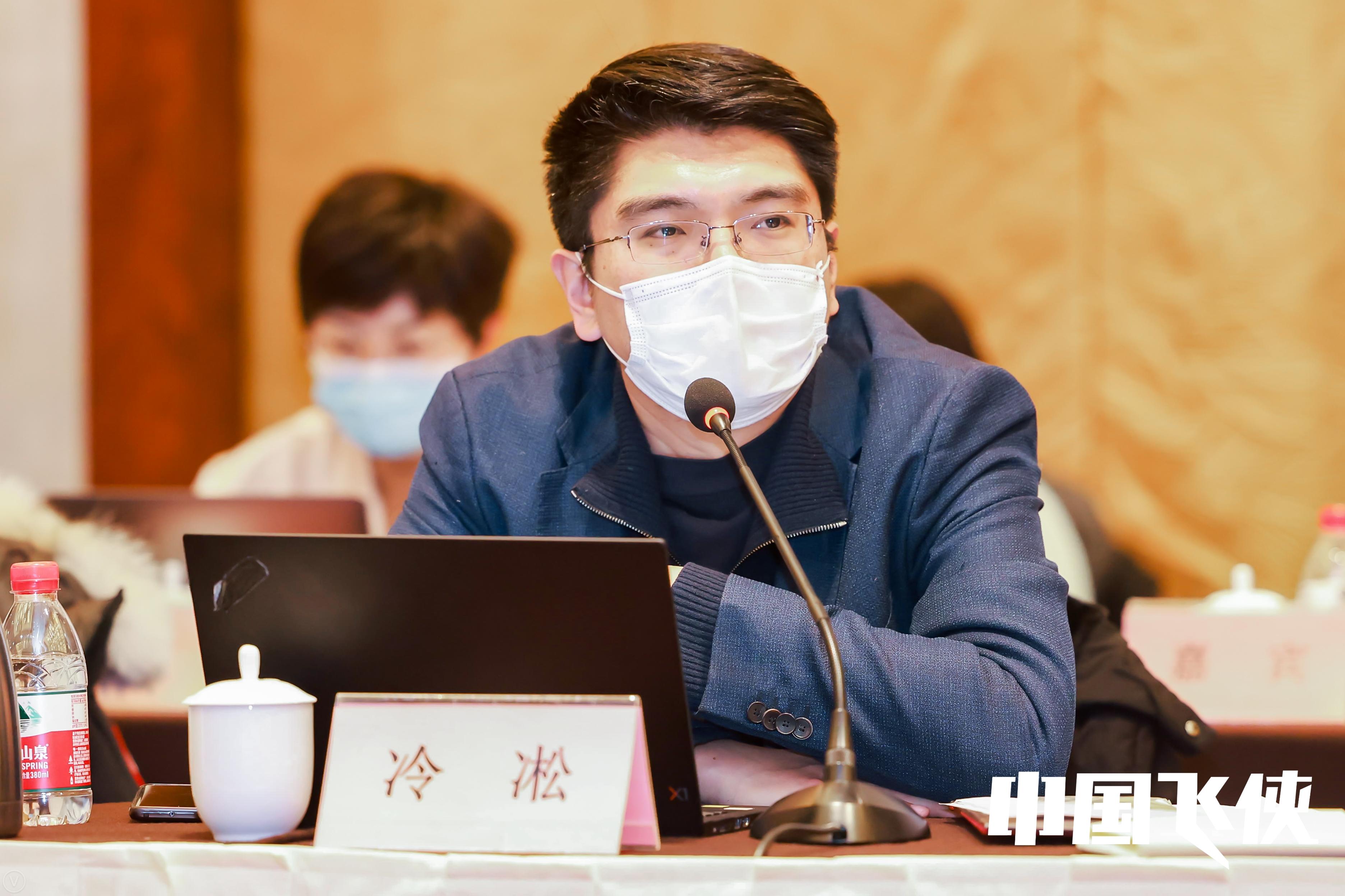 中国社会科学院新闻与传播研究所世界传媒研究中心秘书长冷凇