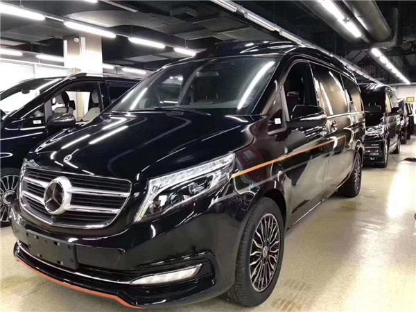 奔驰V-class傲旋商务车7座高顶商务车_凤凰网汽车_凤凰网