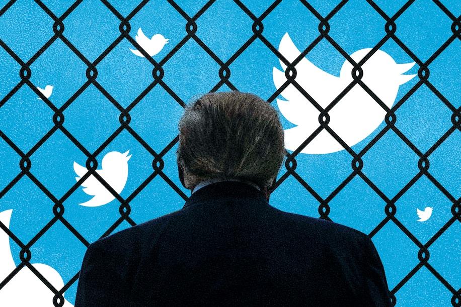 没有特朗普的日子 推特网有些寂寞