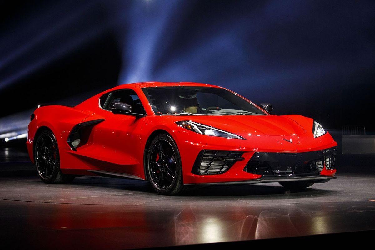 彭博社:通用汽车正考虑推出电动版克尔维特S