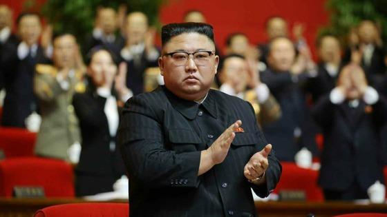 朝鲜劳动党八大闭幕金正恩提多项要求 金与正向韩国发出警告