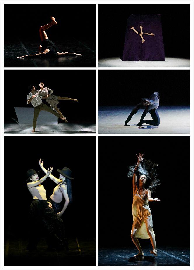 作品《与5入座》 编导:高勤勤、宗涔洋、刘晓彤、吴浩、赵子璇。舞蹈团供图