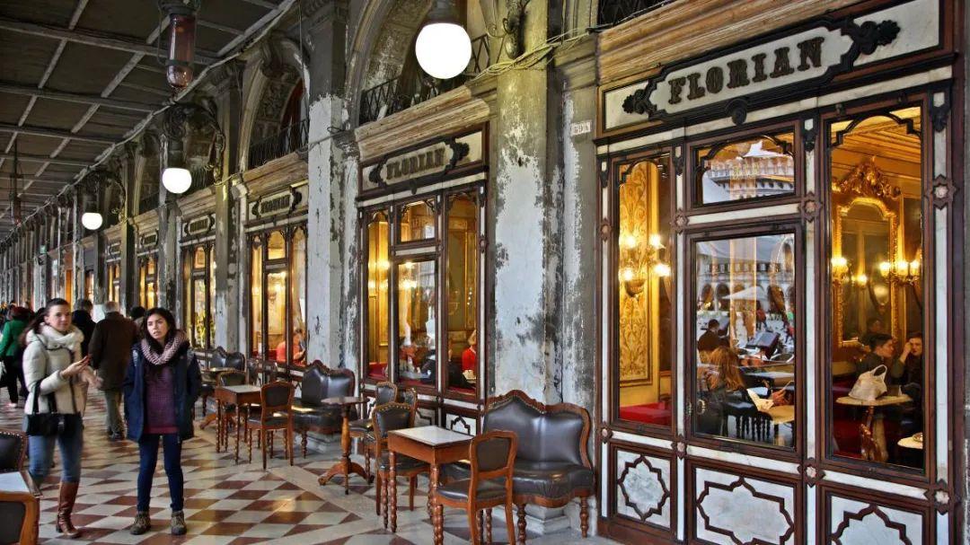 開了300年的最美咖啡館也要關了,它是莫奈的心頭好