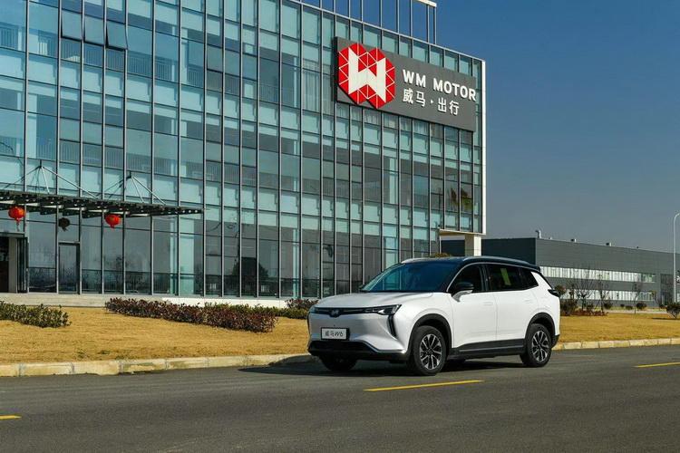 威马W6量产下线 智能化无人驾驶功能是亮点