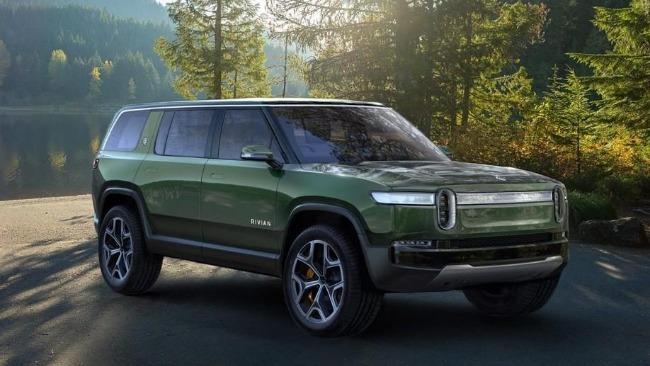 电动汽车初创公司Rivian宣布新一轮融资26.5亿美元