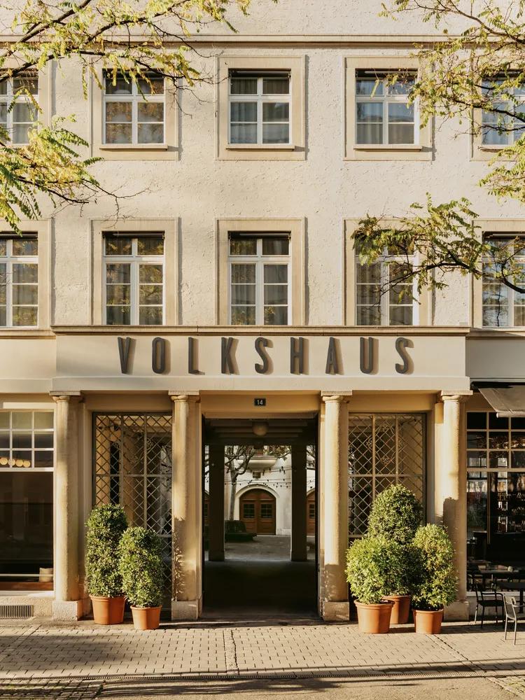 插图 | Volkshaus Basel Hotel 版权 | 图片版权归原摄影师或来源机构所有