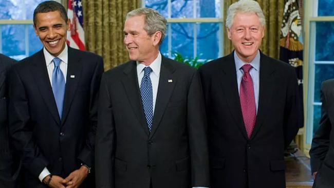 150秒回顾美国历任总统