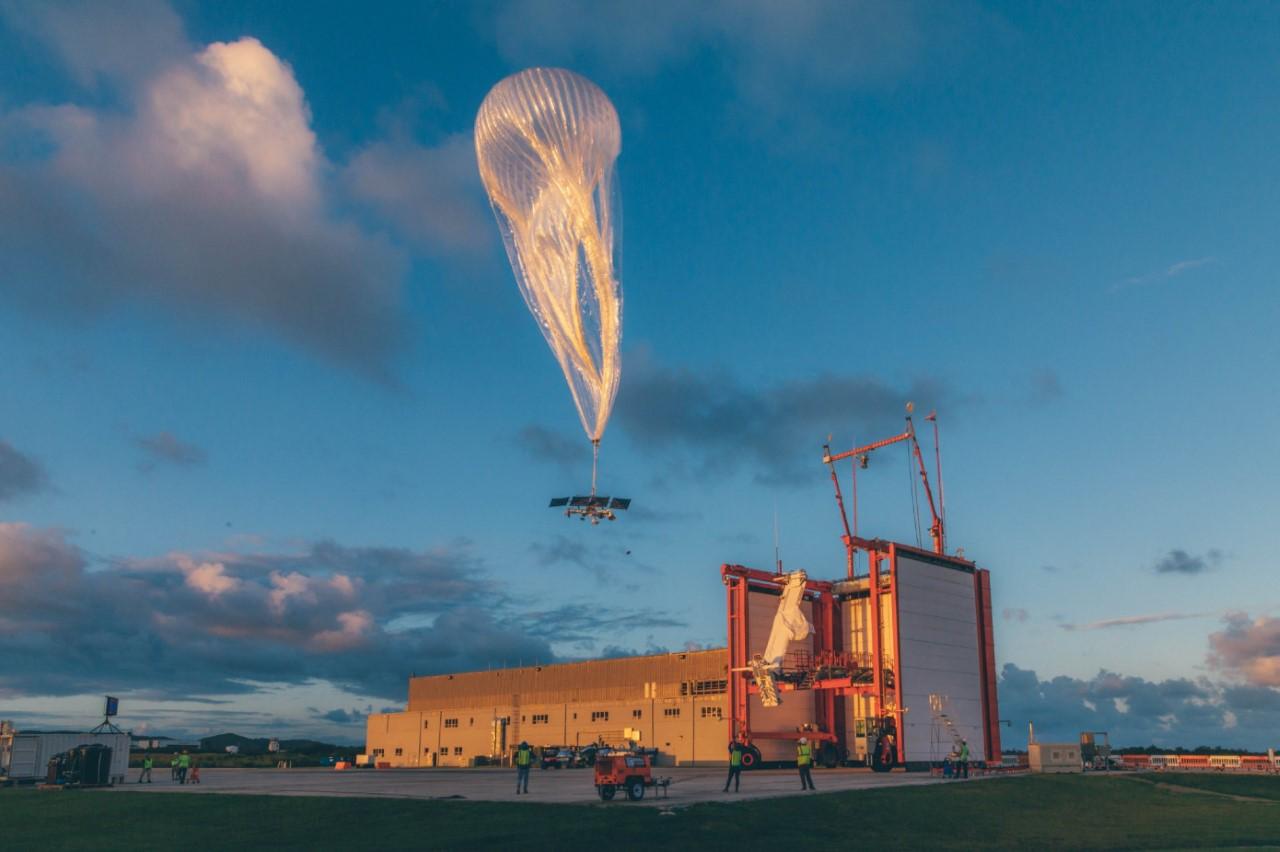 谷歌关闭高空气球互联网项目 盖茨曾评价对穷人