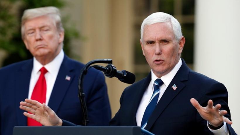 美媒:彭斯将不会出席特朗普的告别活动
