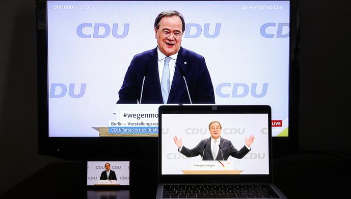 """【竞争力指数】_德国最大党选出新党首,默克尔""""接班人""""就是他?"""