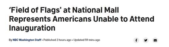 【骚货妈妈】_用旗代人?美媒:华盛顿特区插旗代表不能参加就职典礼的民众