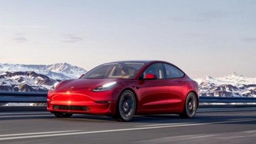 外媒:特斯拉已准备将中国产Model 3出口至日本新