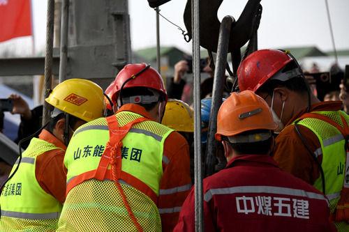 山东金矿事故救援通道何以提前打通?下一步计划是什么?专家详解