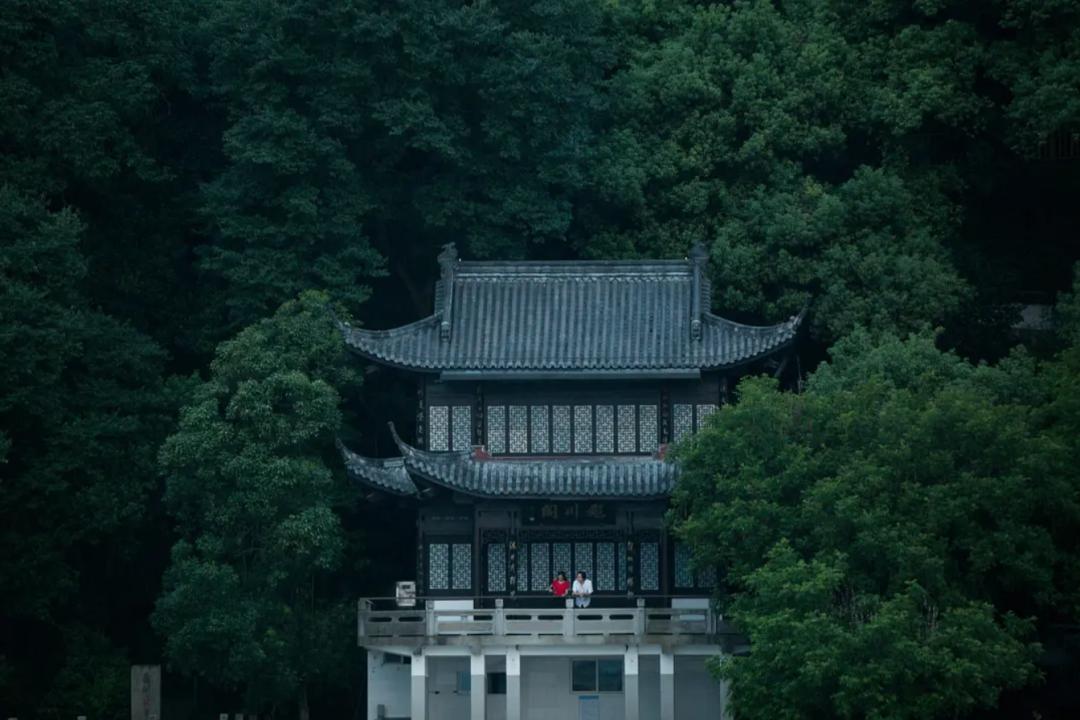 图/电影《春江水暖》