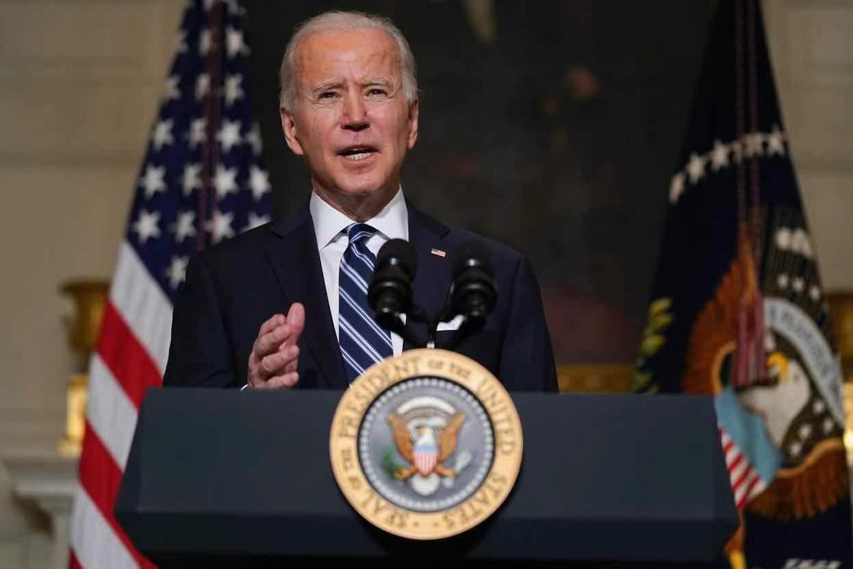 拜登签署一系列行政法案 恢复奥巴马时期政策