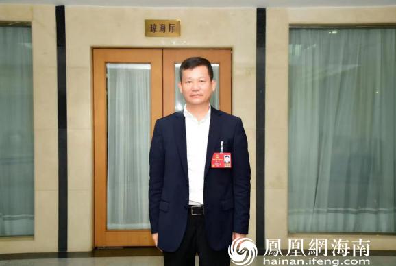 (琼海市委副书记、市长符平/ 琼海市委宣传部供图)