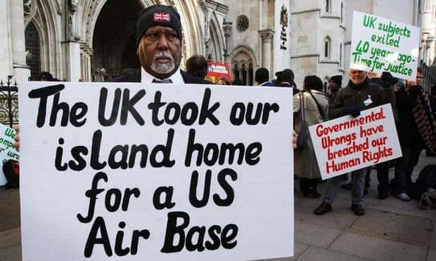 無視國際法、聯合國,英國再次拒絕移交海外殖民地