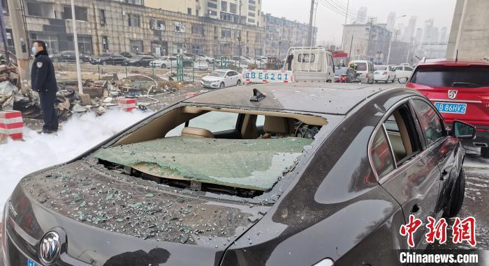 大连金普新区爆炸事故致3人死亡遇难者为一家三口