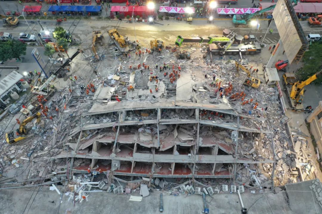 泉州隔離酒店坍塌致29死內幕曝光,違規細節觸目驚心