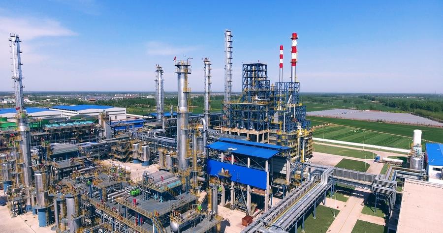 凤观齐鲁2020丨东明石化:奋力迈向一流能源企业