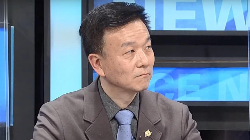 """台湾退将""""神言论"""":台湾需要美军?说反了"""