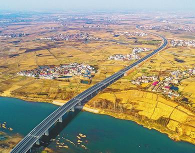 """路网贯城乡!""""十三五""""新余干线公路总改造里程147公里"""