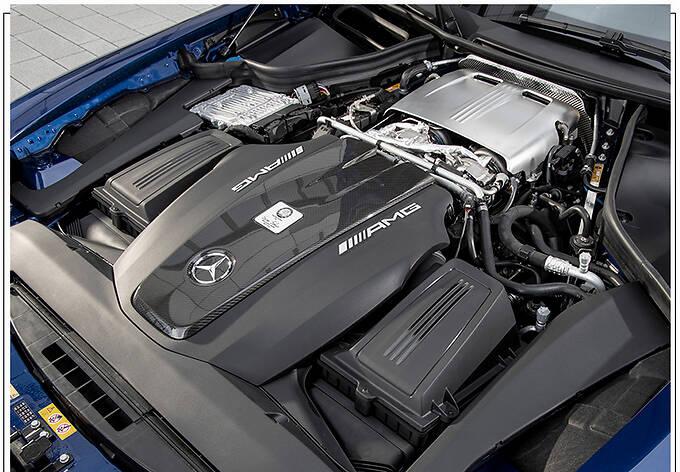 梅赛德斯-AMG将推全新跑车 2022年亮相/贯穿式尾灯-图13