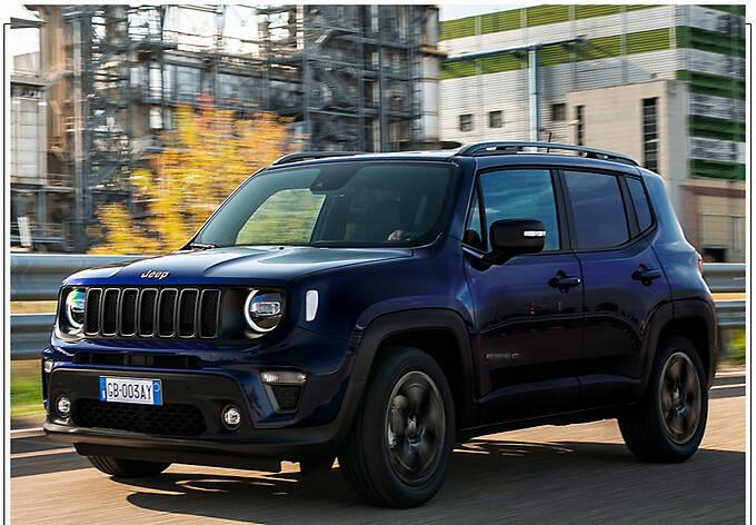 Jeep将推两款新SUV搭2.0T引擎/配置大幅提升-图2