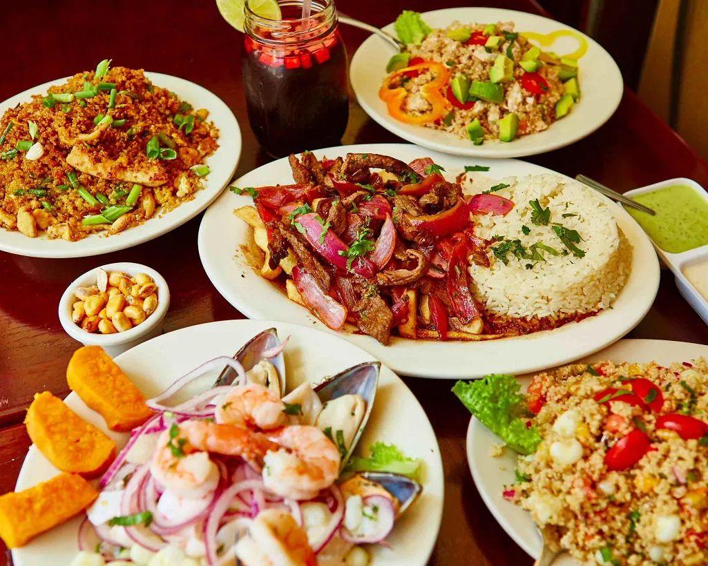 △秘鲁每个区域的美食都各具特色/Pinterest