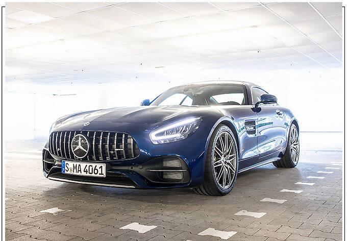 梅赛德斯-AMG将推全新跑车 2022年亮相/贯穿式尾灯-图3