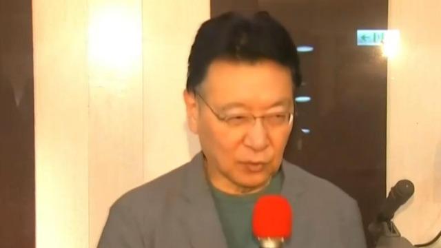 赵少康身上有案子,蔡英文已经启动政治追杀?