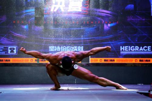 黑格力斯第四届「黑格力斯杯健身明星大赛」圆满收官!2021矢志不移,砥砺前行!
