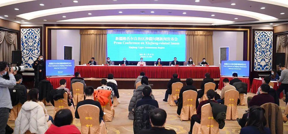 針對蓬佩奧的反華謊言,新疆12位省部級干部有個統一動作