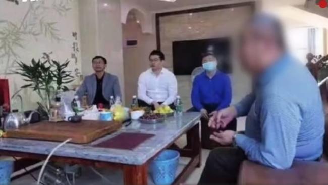 """广东官员慰问""""住豪华别墅""""困难家庭?官方致歉"""