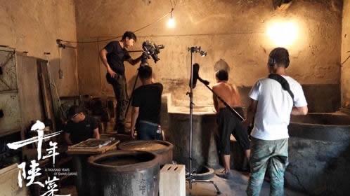 重磅!人文美食4K纪录片《千年陕菜》将于2月1日央视首播