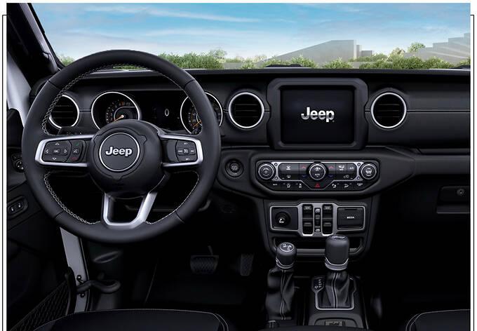 Jeep将推两款新SUV搭2.0T引擎/配置大幅提升-图8