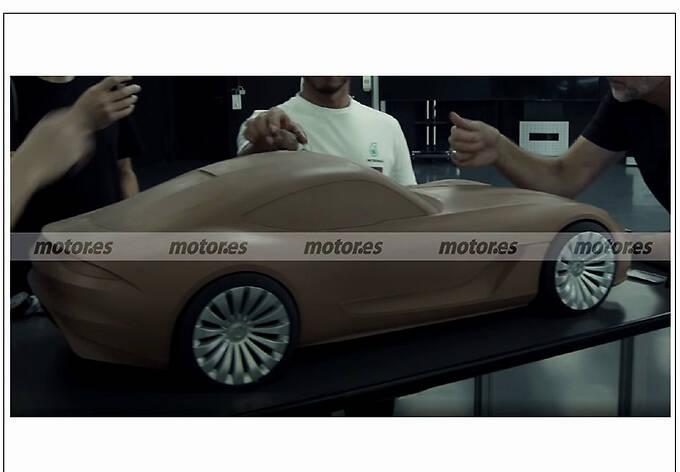 梅赛德斯-AMG将推全新跑车 2022年亮相/贯穿式尾灯-图2