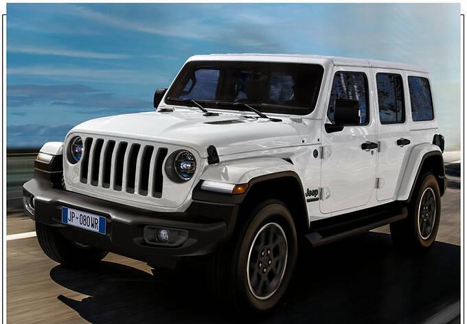 Jeep将推两款新SUV搭2.0T引擎/配置大幅提升-图6