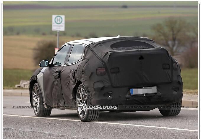 捷尼赛思新车计划曝光 涵盖多种车型/全新平台打造-图5