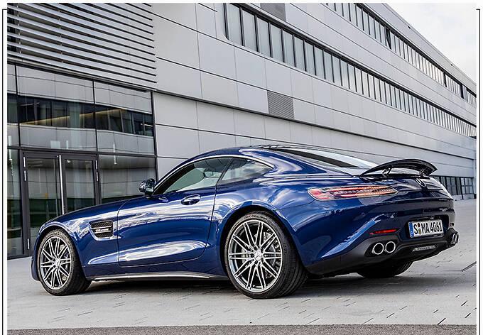 梅赛德斯-AMG将推全新跑车 2022年亮相/贯穿式尾灯-图6