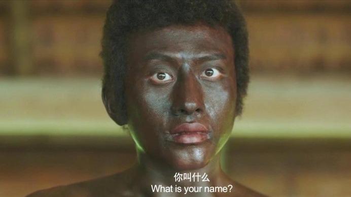 分手大师:邓超黑皮演绎毛里求斯国王,激动到嘴唇脱落,这段太逗了