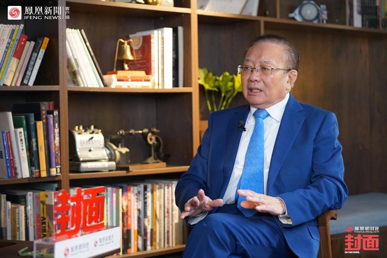 特邀嘉宾:魏建国,中国国经交流中心副理事长、商务部原副部长