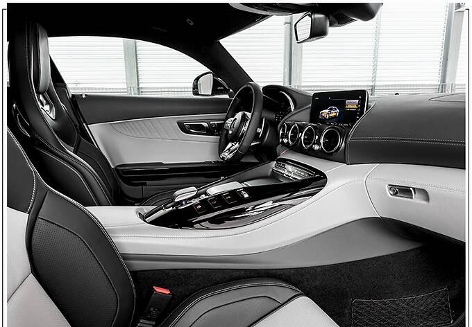 梅赛德斯-AMG将推全新跑车 2022年亮相/贯穿式尾灯-图9