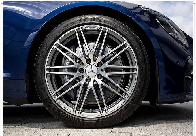 梅赛德斯-AMG将推全新跑车 2022年亮相/贯穿式尾灯-图11