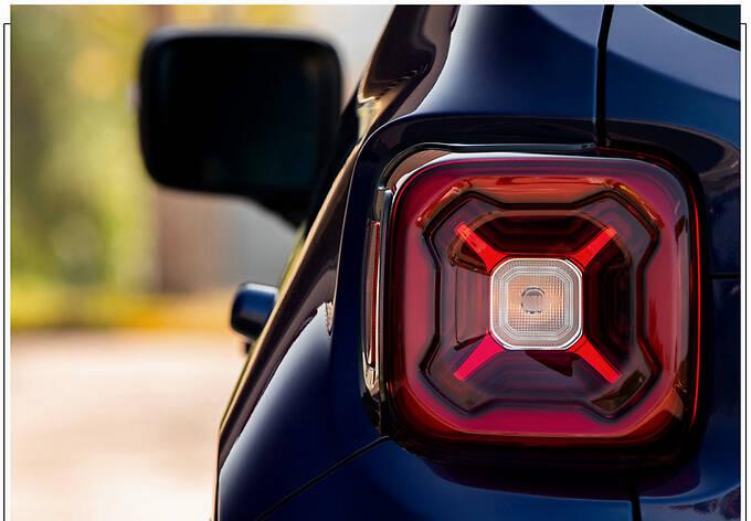 Jeep将推两款新SUV搭2.0T引擎/配置大幅提升-图4