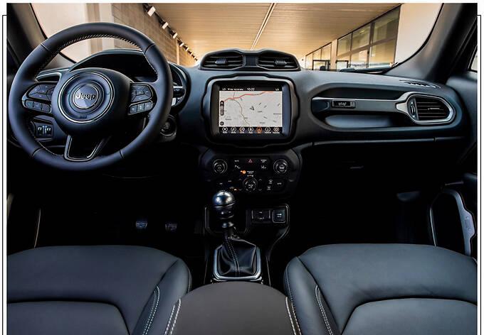Jeep将推两款新SUV搭2.0T引擎/配置大幅提升-图5