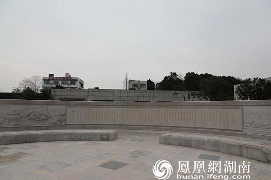 """""""湘女广场""""落成 向你递交一张湖湘文化新名片"""