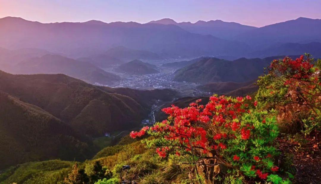 龙王山景区