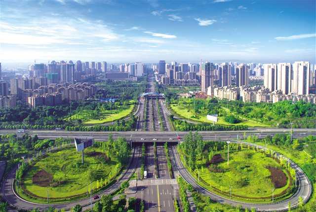 去年重庆主城都市区GDP占全市近八成 主城新区领涨