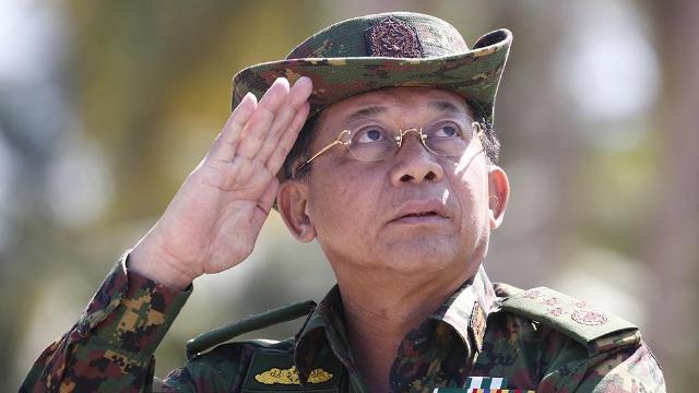 解读敏昂莱 这个策动缅甸政变的军人究竟何人?